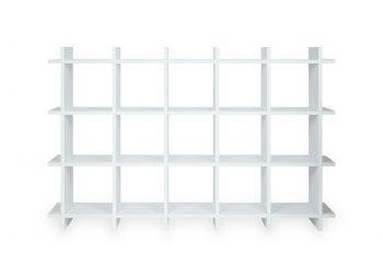 Papercomb | Pappregal | Shelly Shelf Cardboard