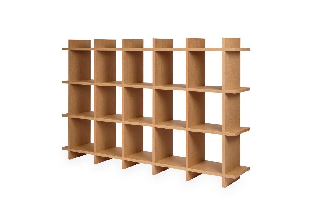 Pappmöbel | Cardboard Furniture | Papercomb | Pappregal